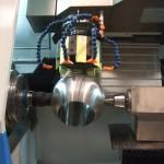 PV500 rettifica valvole a sfera - particolare