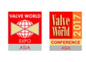 Valve World 20-21 September 2017 Expo Asia