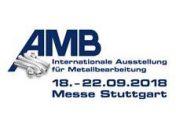 AMB | 18 – 22 Settembre 2018 | Messe Stuttgart