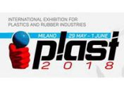 Plast 2018 | 29 May 01 June – Milan